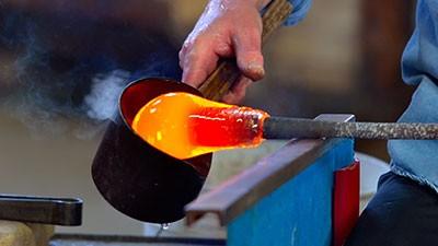 Glasshåndverker