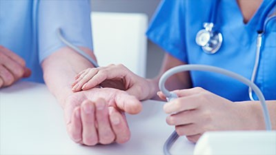 Helsefagarbeider